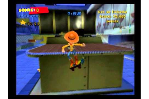 Disney's Extreme Skate Adventure Gameplay (PS2) - YouTube