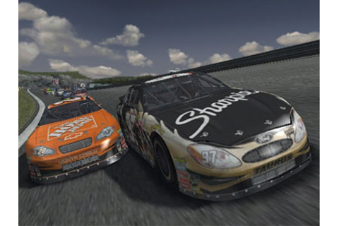GameSpy: NASCAR 2005: Chase for the Cup - Page 1