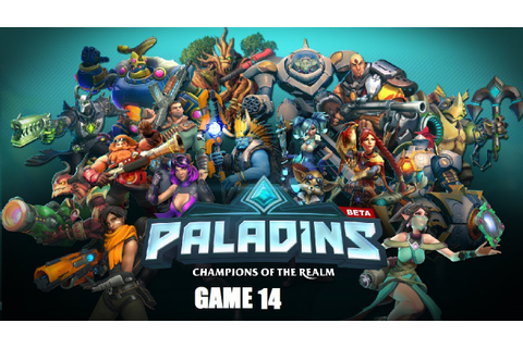 Paladins: Champions of the Realm - Game 14 - YouTube