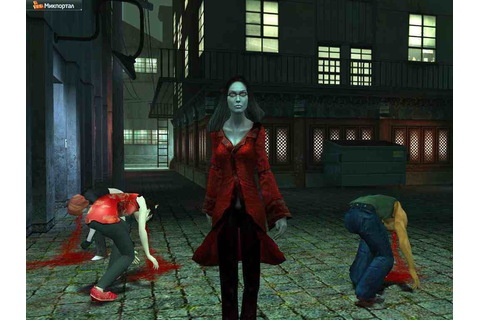 Игра Vampire: The Masquerade Bloodlines Скачать Торрент ...