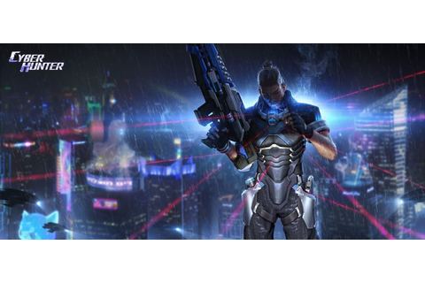 Cyber Hunter – An Open-World Battle Royale Game