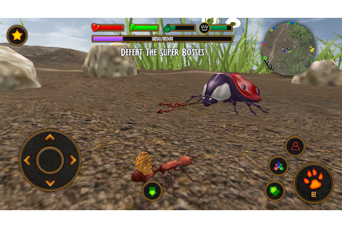 Fire Ant Simulator - Android Apps on Google Play