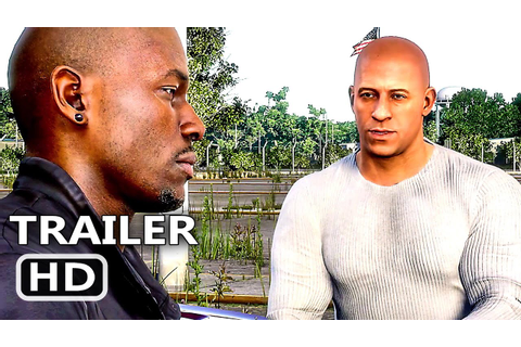 PS4 - Fast & Furious Crossroads Trailer (2020) - YouTube