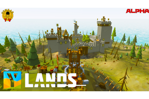 Ylands - a promising low-poly Sandbox game by the creators ...