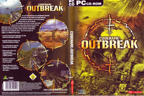 Codename Outbreak PC Game | PC Network - Pc Network