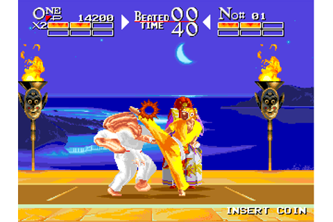 The Karate Tournament ROM Download for MAME - Rom Hustler