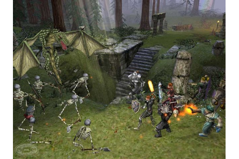 Square Enix, Obsidian Team For Dungeon Siege 3 | WIRED