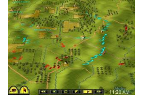 Game Classification : Sid Meier's Gettysburg! (1997)