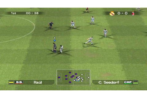 Pro Evolution Soccer 5 Download Game | GameFabrique
