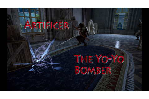 Artificer: The Yo-Yo Bomber [HD][Dragon Age Inquisition ...