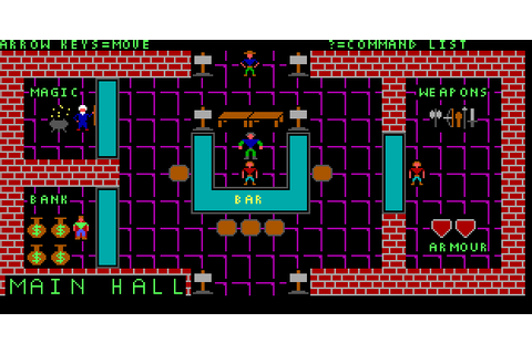 The CRPG Addict: Game 93: Eamon (1980)