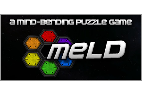 Meld is a mind-bending puzzle game featuring 200+ levels and a build ...
