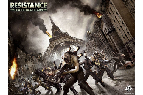 Download Resistance Retribution PSP ISO CSO | Senpaigame ...