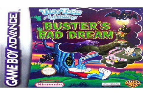Tiny Toon Adventures Buster's Bad Dream Android Gameplay ...