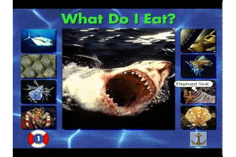 What Do I Eat? From Undersea Adventure MS-DOS/Packard Bell ...