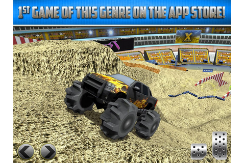 3D Monster Truck Parking Game - Android Apps on Google Play