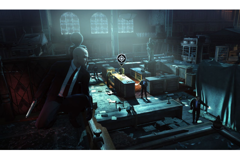HITMAN - ABSOLUTION ~ Games Review Internet Online