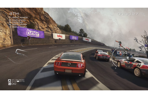 GRID Autosport Switch Screenshots Race Into View ...