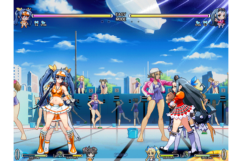 Free Download GAMES : Vanguard Princess PC Game
