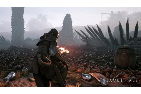 A Plague Tale: Innocence – 16 Minutes Of Uncut Gameplay ...