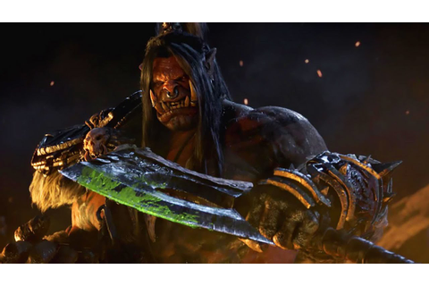 World of Warcraft: Warlords of Draenor - Tráiler ...