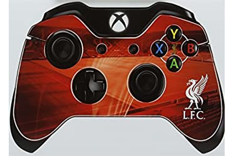 Liverpool FC Xbox One Controller Skin: Amazon.co.uk: PC ...