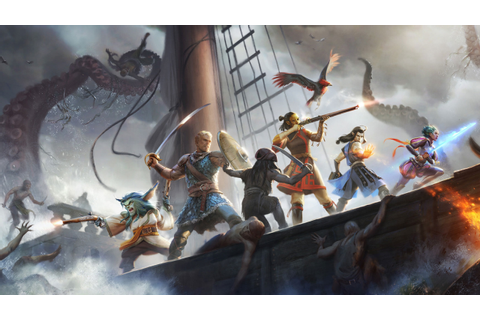 Pillars of Eternity 2: Deadfire PC review | PCGamesN