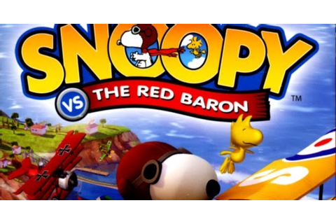 Snoopy vs. the Red Baron - Full Version Game Download - PcGameFreeTop