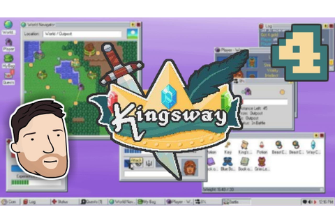 Let's Play Kingsway - PART 4: Limit, 3 Per Day | Graeme ...