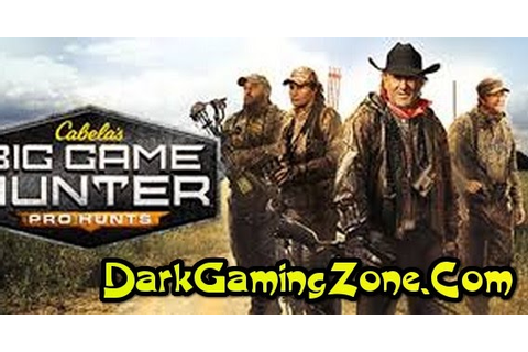 Cabelas Big Game Hunter Pro Hunts Game - Free Download ...