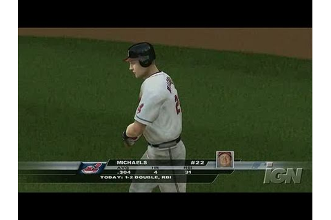 Major League Baseball 2K6 Xbox 360 Gameplay - - YouTube