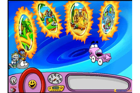 Putt-Putt Travels Through Time download PC