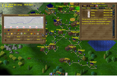 10 Popular Real Time Strategy(RTS) Games for Linux
