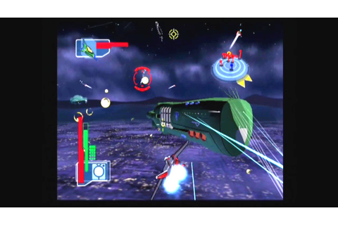 Robotech: Battlecry ... (PS2) - YouTube