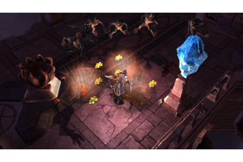 Warrior's Lair canceled, the Vita/PS3 ARPG that impressed ...