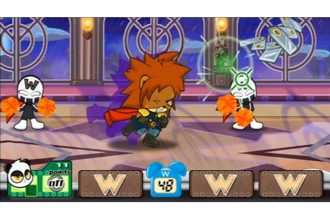 Wicked Monsters Blast (Wii) Screenshots