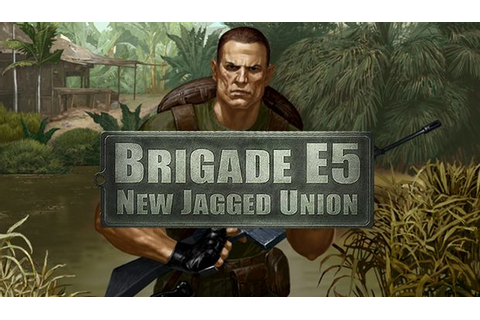 Brigade E5: New Jagged Union Torrent « Games Torrent