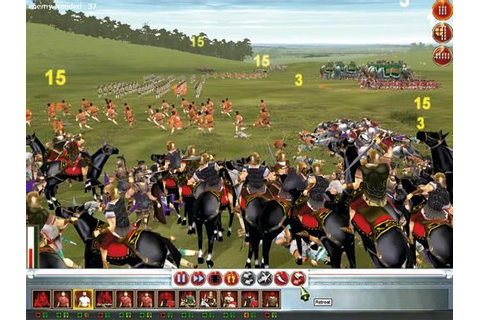 The History Channel: Great Battles of Rome review ...