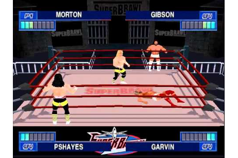 "WCW Mayhem ""Rock-N-Roll Express vs The Fabulous Freebirds ..."