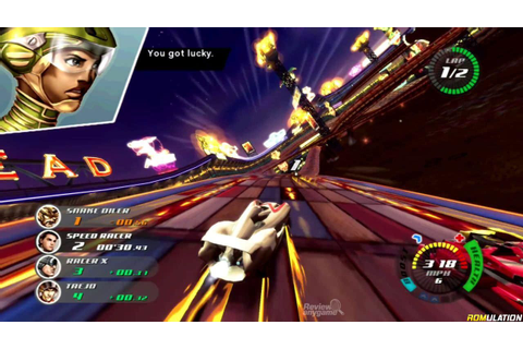 Speed Racer (USA) Nintendo Wii ISO Download | RomUlation