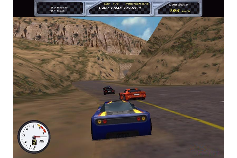 Viper Racing Download (1998 Simulation Game)
