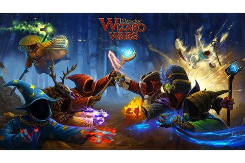 Word Play: Magicka: Wizard Wars – MMOBomb.com