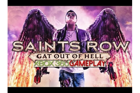 Saints Row: Gat out of Hell Gameplay (XBOX 360 HD) - YouTube