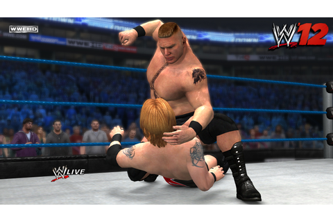 WWE '12 preview: hands-on with Road to WrestleMania and ...