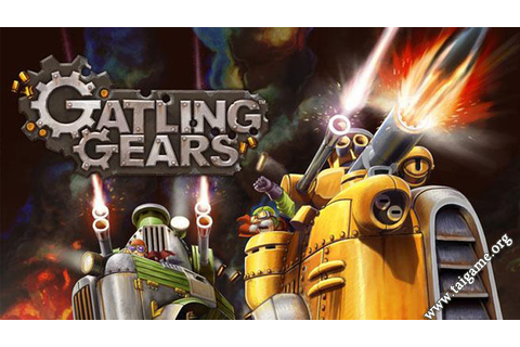 Gatling Gears - Download Free Full Games | Arcade & Action ...
