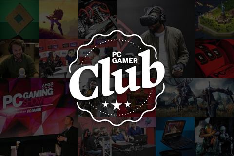 Join the PC Gamer Club today and get a copy of 12 is ...