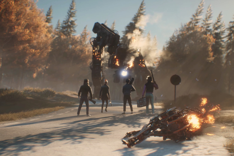 Generation Zero will build on stealth mechanics from ...