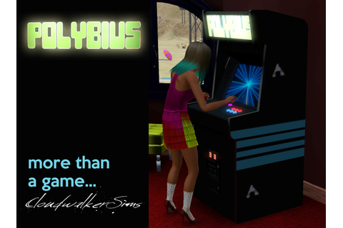 My Sims 3 Blog: Polybius – More Than Just a Game by ...