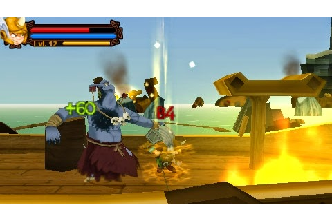 Young Thor – PSP Game | 88 Download
