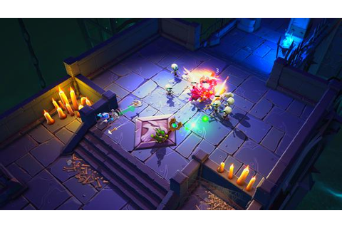 Super Dungeon Bros hands-on: Like Gauntlet, but more metal ...